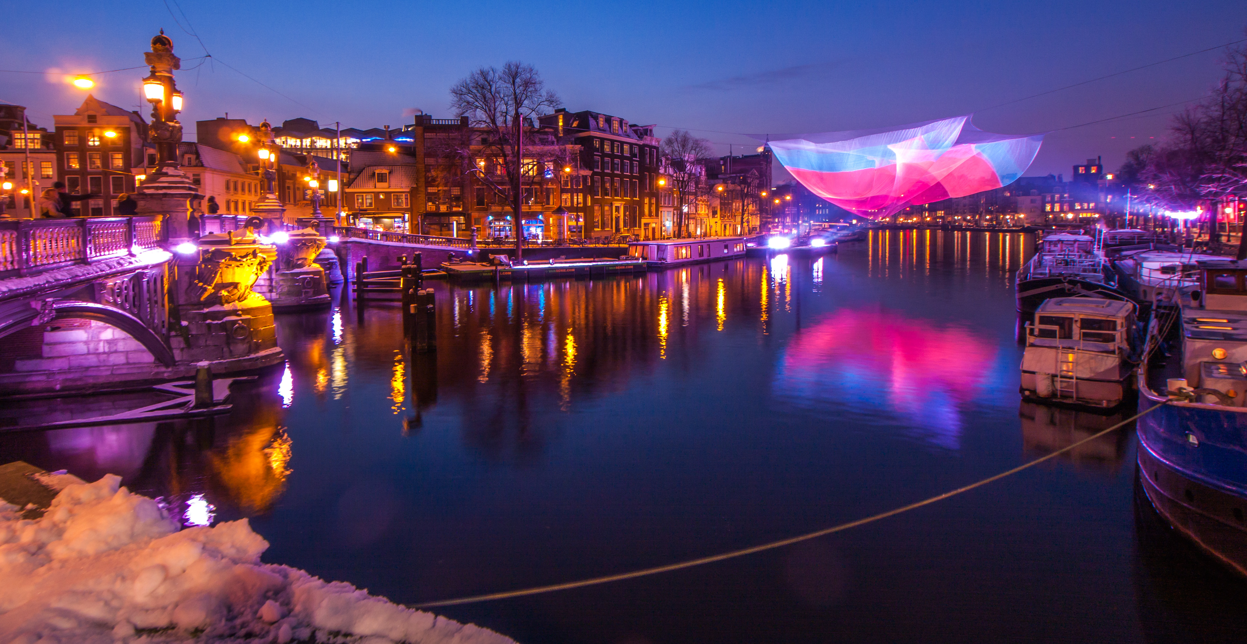 the amsterdam light festival 2015 the life pile