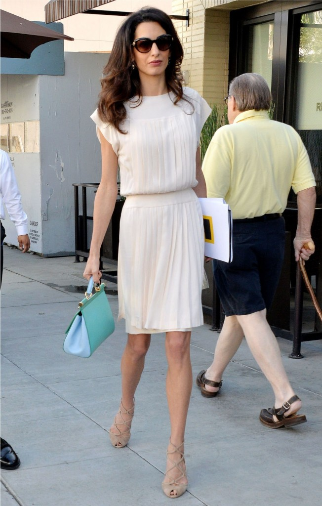 Amal Clooney-all-white-outfit 2