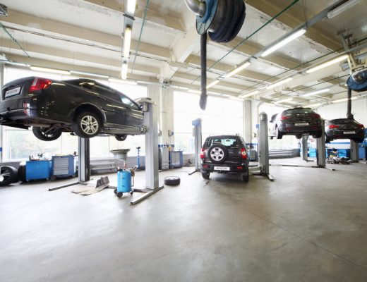 Car Repair shop in Qatar