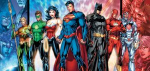 The Justice League - DC Comics
