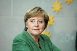 Angela Merkel one of the World's Most Powerful Women