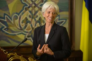 Christine Lagarde one of the World's Most Powerful Women
