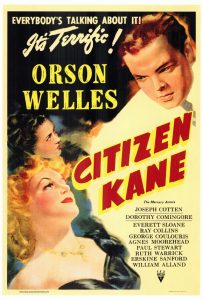 Citizen Kane one of greatest movies of all times