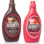 Hershey's Syrup are popular vegan foods