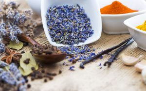 Lavnder is a type of forgotten healthy spices