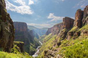 Lesotho a country you never heard of