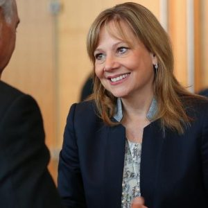 Mary Barra one of the World's Most Powerful Women