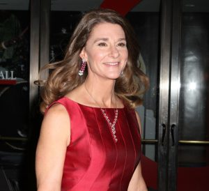 Melinda Gates one of the World's Most Powerful Women