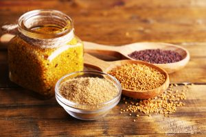 Mustard is a type of forgotten healthy spices