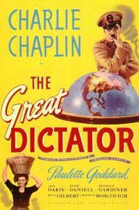 The Great Dictator one of greatest movies of all times