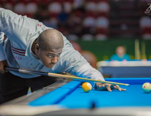 World Nine-Ball Pool Championship in Doha, Qatar