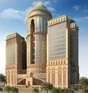 Abraj Kudai will be the largest hotel in the world