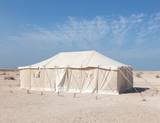 FIFA Fans Could Live In Tents In The Desert During Qatar 2022