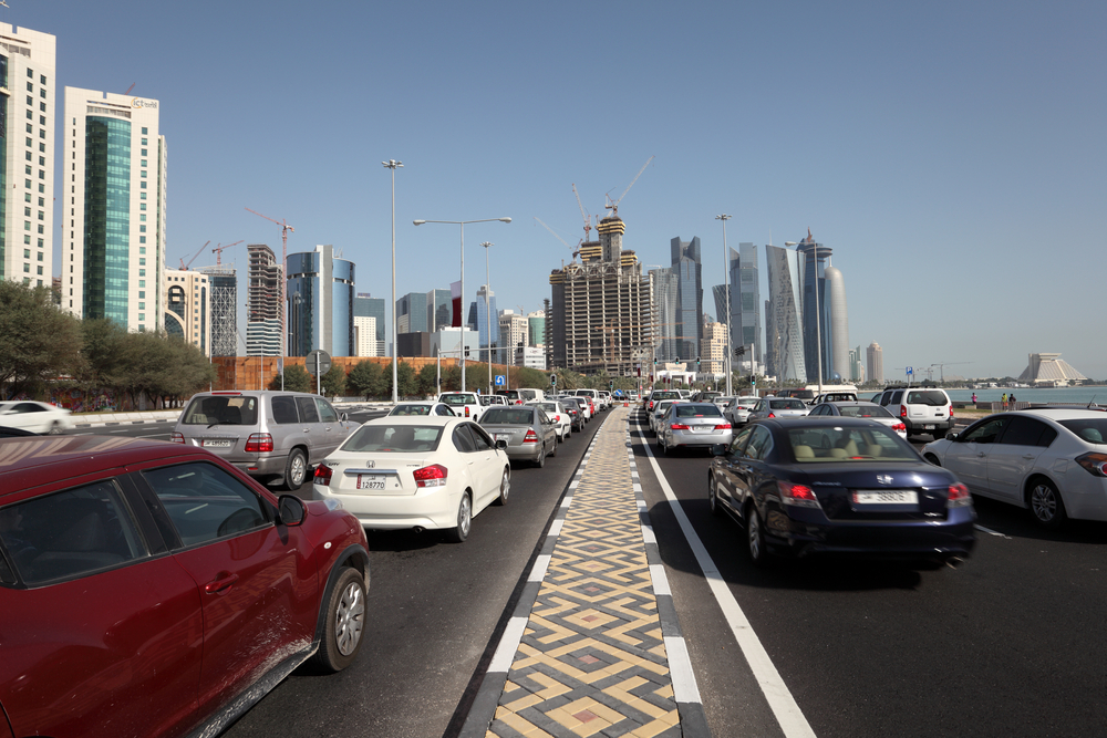 Qatar Barres 240 Professions From Obtaining Driver's Licenses