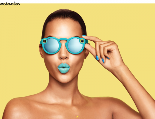the Snapchat Spectacles