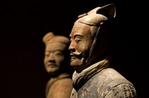 Terracotta Army statues