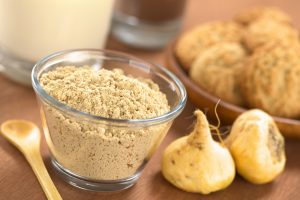 The Maca Root is commonly bought and cosumed as a powder