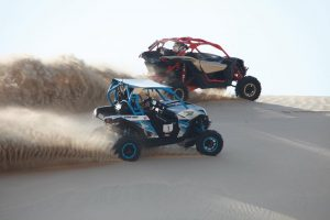 Buggy racing at Sealine - Speed Marine