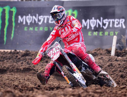Tim Gajser the 2016 FIM Motocross World Championship title winner