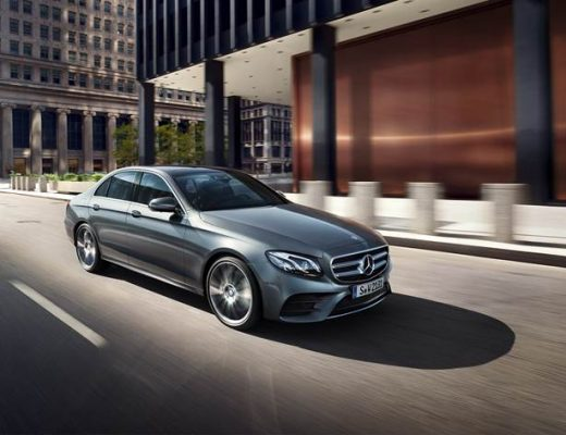 Mercedes-Benz E class 2017 - Mercedes Benz Middle East