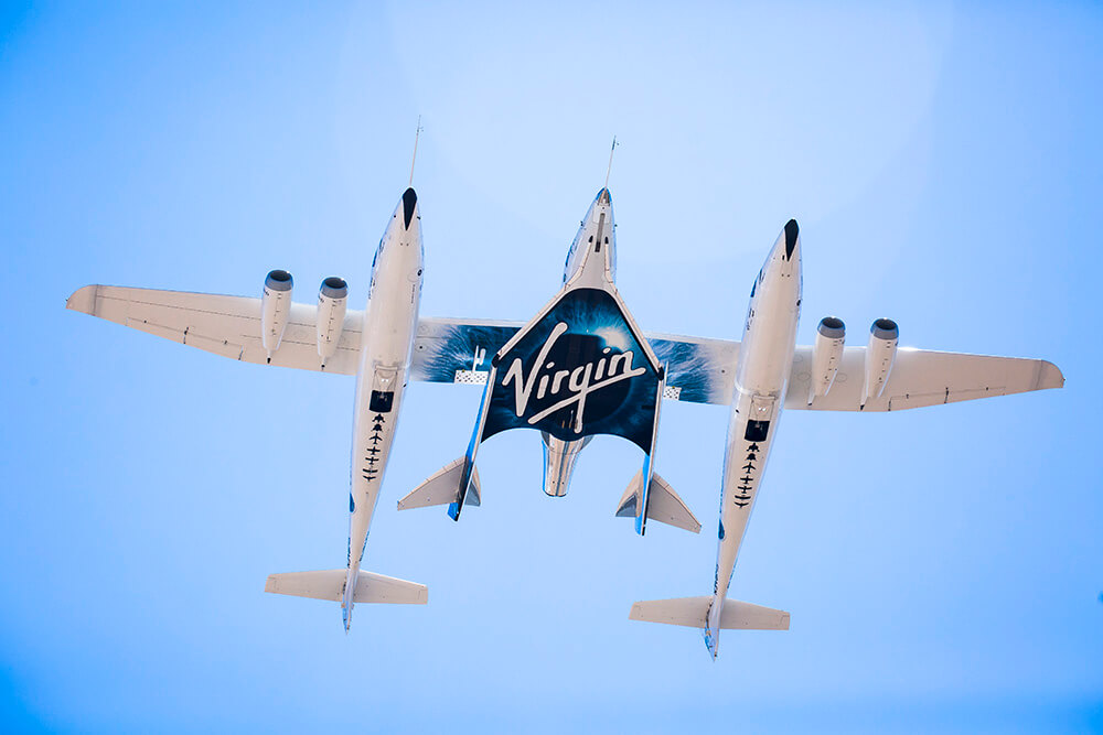 Stephen Hawking is going to space on board a Virgin Galactic spaceship