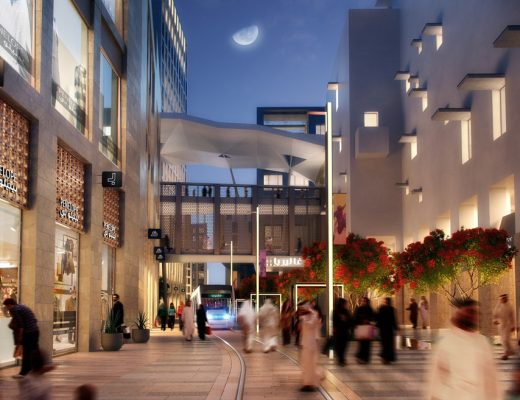 Msheireb Downtown Doha render