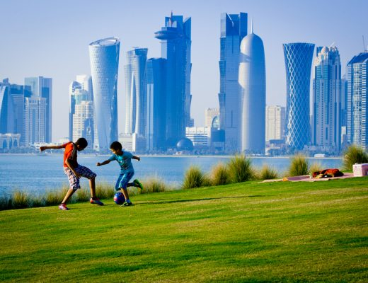 Qatar Sports Capital Of The Middle East