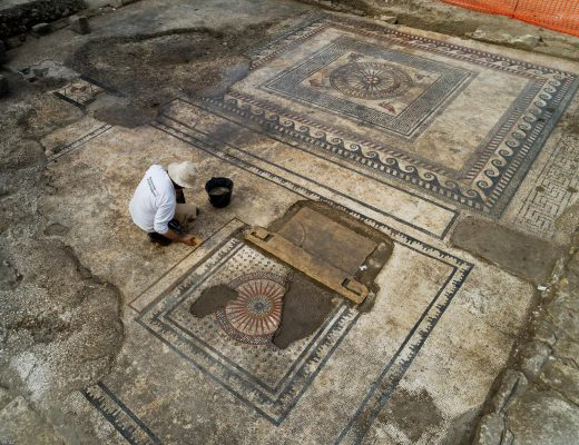 The Ancient Roman City Of Ucetia Has Been Found - Denis Gliksman INRAP