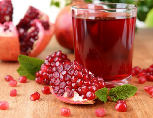 Why You Should Drink Pomegranate Juice Regularly