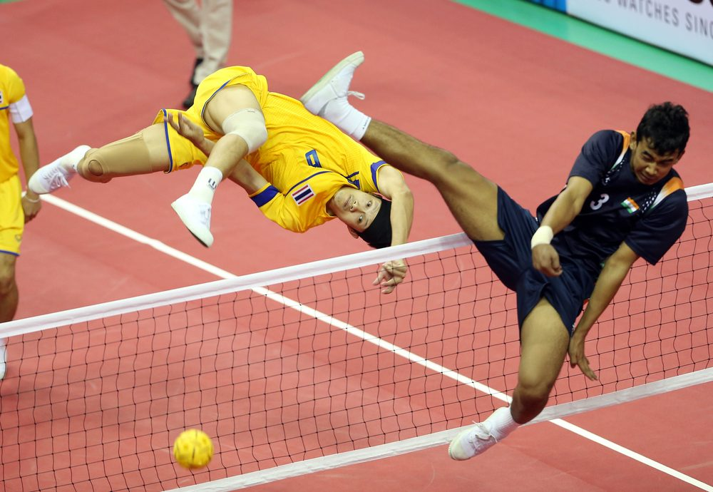 Strange National Sports Around The World