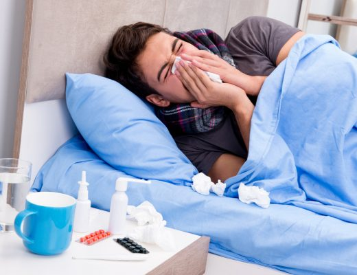 The Man Flu - Why Men Suffer More Than Women