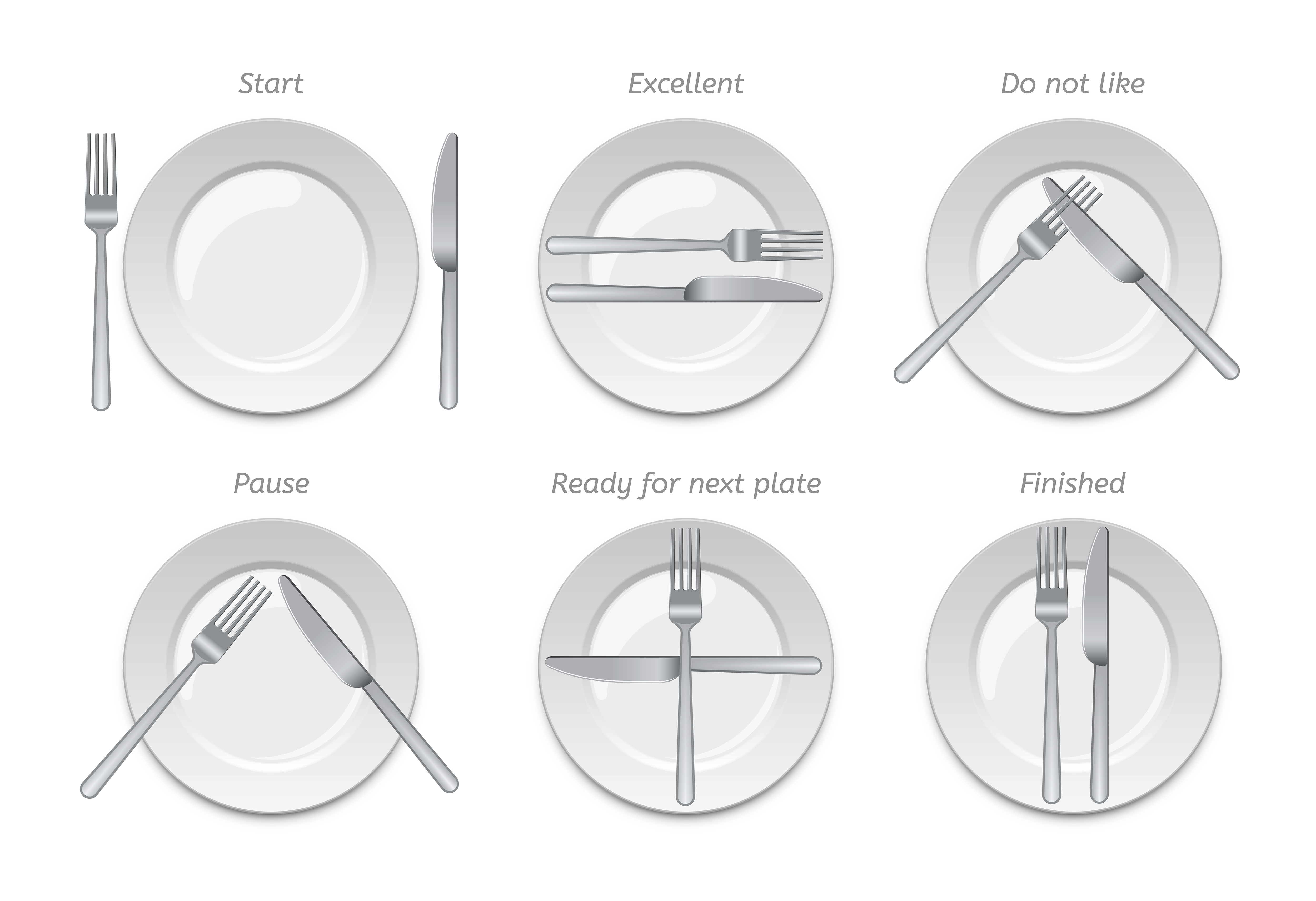 Dining manners