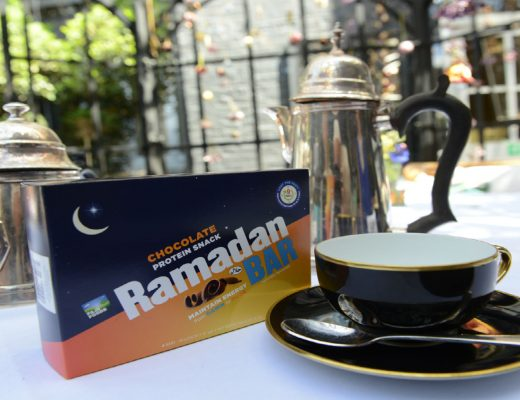 Ramadan Energy bar box