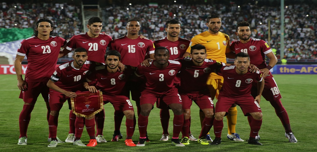 Qatar's National Football Team - QFA