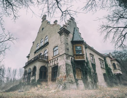 Real life haunted objects