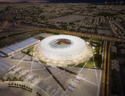 Al Thumama Stadium will host 2022 FIFA World Cup matches in Qatar