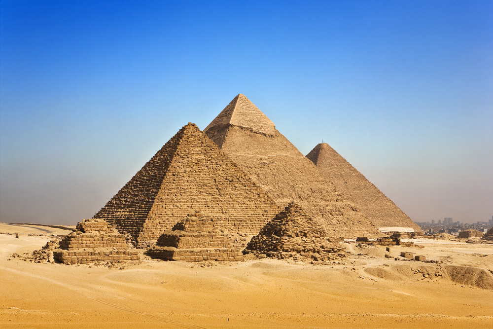 Great Pyramid of Giza could be used to collect electromagnetic energy