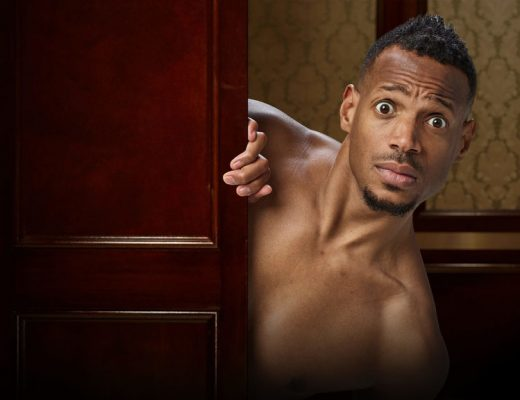 Naked movie starring Marlon Wayans - Netflix