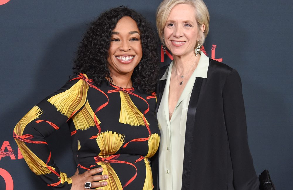 Shonda Rhimes, along with Shondaland and Betsy Beers, will be working with Netflix