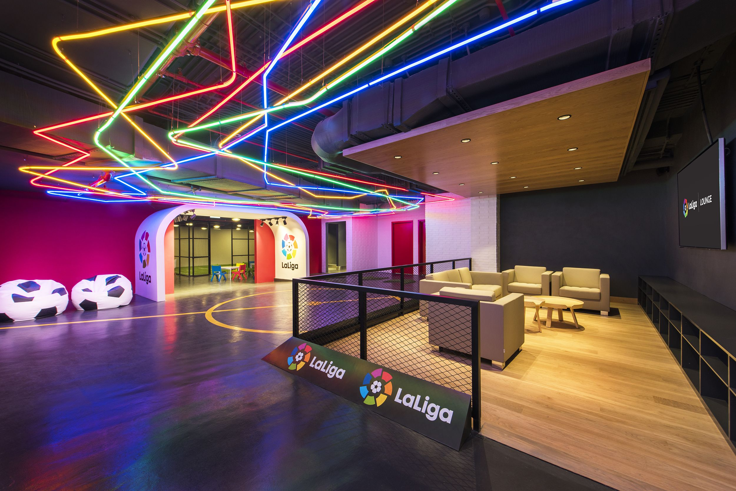 LaLiga Lounge Doha are preparing for the first ever LaLiga Festival