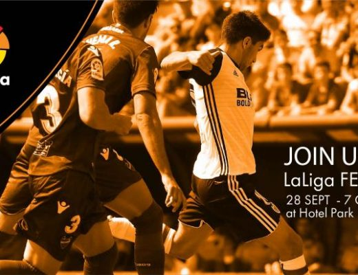 LaLiga Lounge and Katara Hospitality are bringing you the first LaLiga Festival