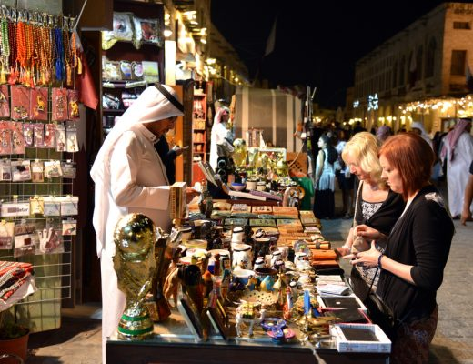 Perfect gifts and souvenirs from Qatar