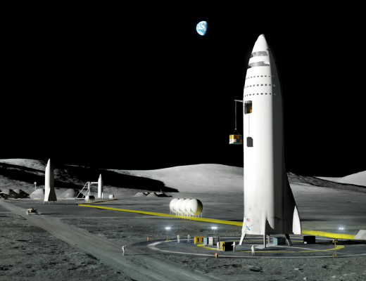 Elon Musk revealed BFR rocket capable of carrying heavy cargo and humans to anywhere on earth and mars