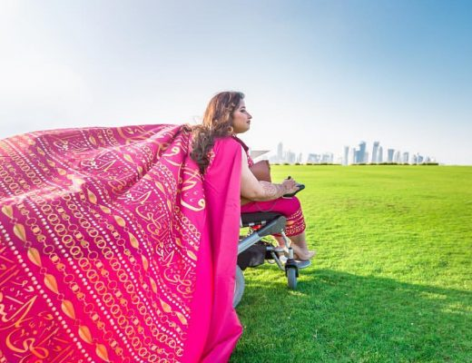 Founder of Muscular Dystrophy Middle East, Nawaal Akram, is on the BBC 100 Women 2017 list - Facebook