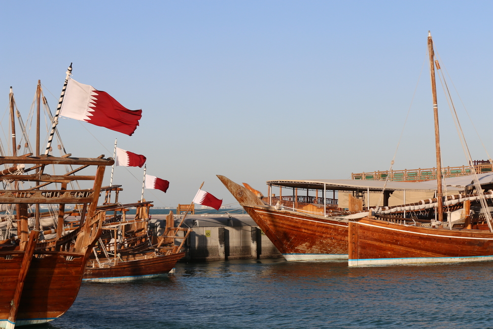 Katara is ready for the 7th annual traditional dhow festival