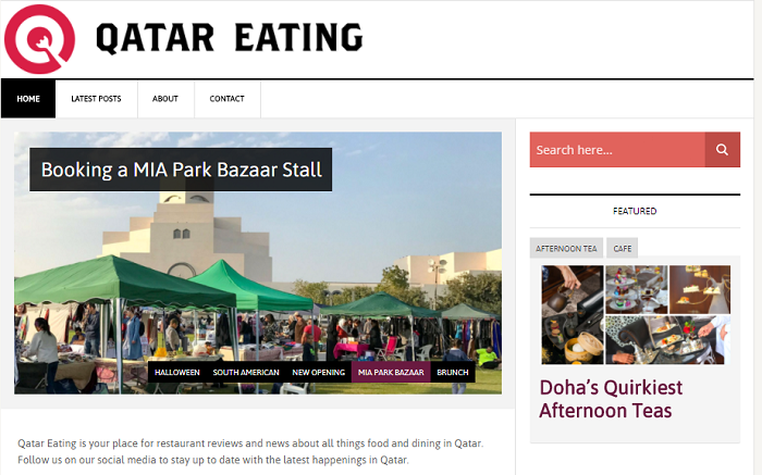 Qatar Eating