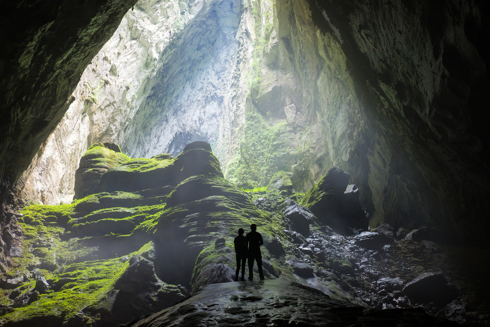 Son Doong Cave, the Great Wall of Vietnam