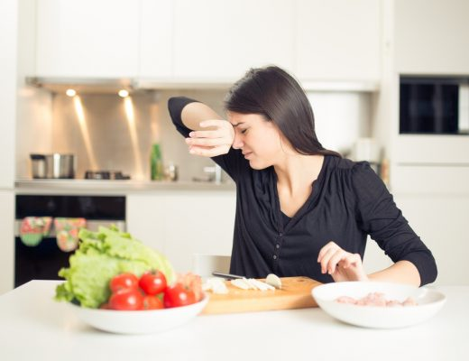 method to chop onions without tears
