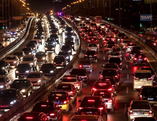 China is looking to ban fossil fuel cars and focus on the electric cars market