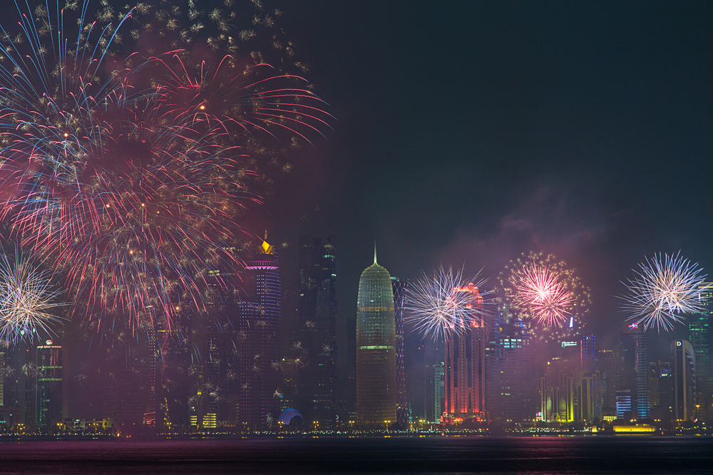 Labaih ya amir and a Promise of Prosperity and Glory during Qatar National Day this december